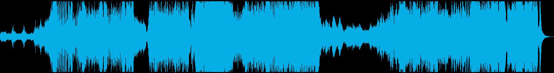 怪奇なファンタジーディズニーオーケストラの再生済みの波形