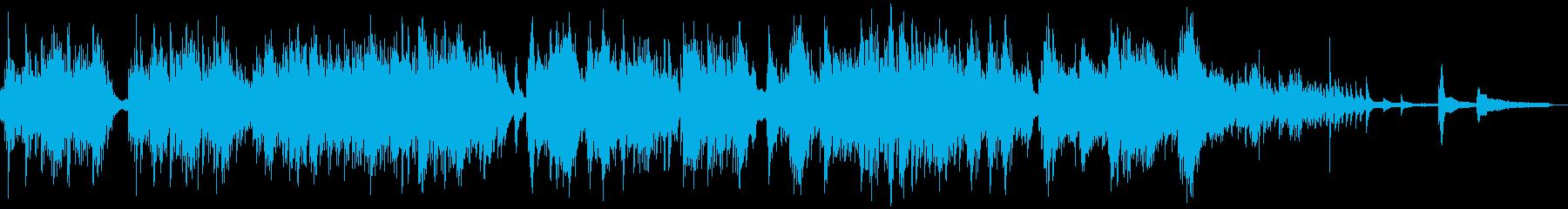 サラサラ ジャズ ポップ ロック ...の再生済みの波形
