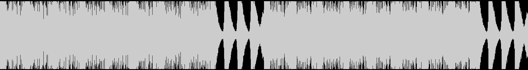 【ループ対応】洋画SFトレイラーの未再生の波形