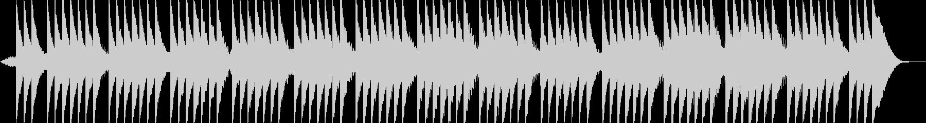撮影-風景-ジンバル-PV-アンビエントの未再生の波形
