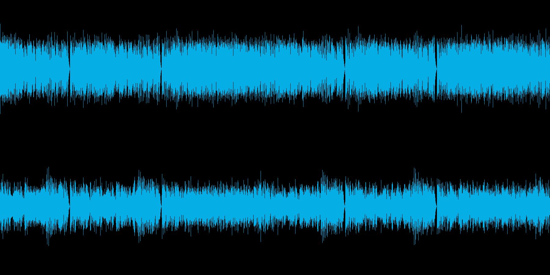 メイプルリーフラグ ピアノ(2)の再生済みの波形