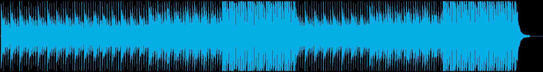 企業VPに 爽やかなバイオリンポップの再生済みの波形