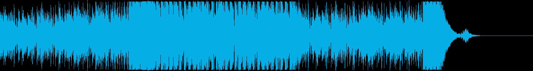 七夕・大人・ムーディー・R&Bの再生済みの波形
