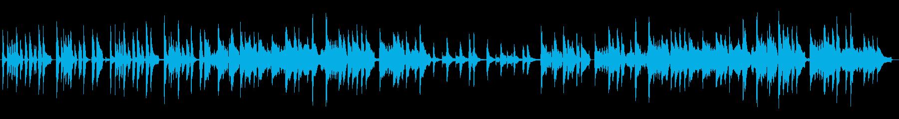 T.V.-現実-軽い緊張-こっそり...の再生済みの波形