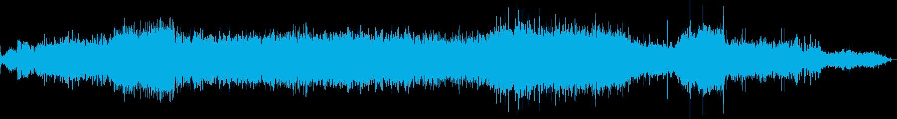 フィアット500バンビーナ:Int...の再生済みの波形