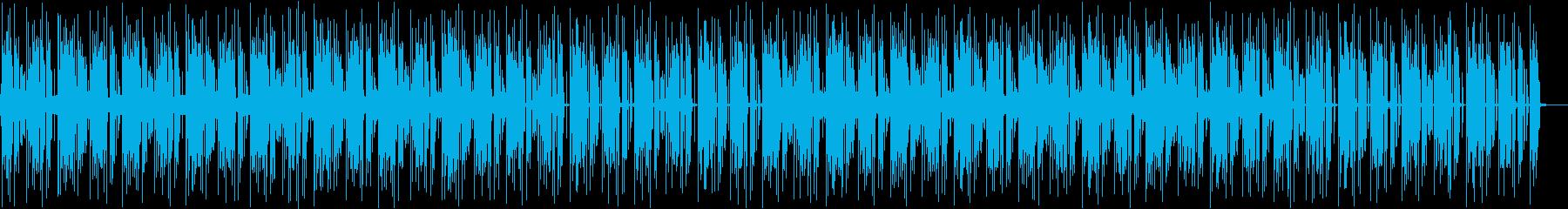 hiphop・シリアス・ミステリー・推理の再生済みの波形