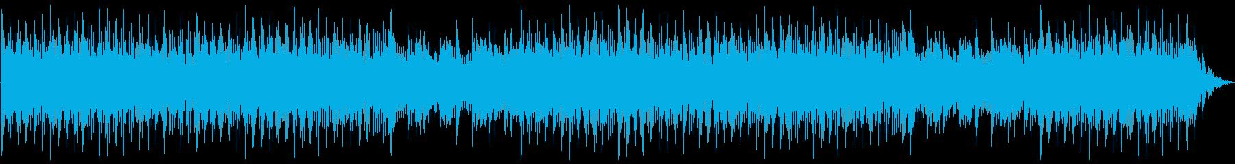 気高さと疾走感を描くクラシック曲:編集Aの再生済みの波形