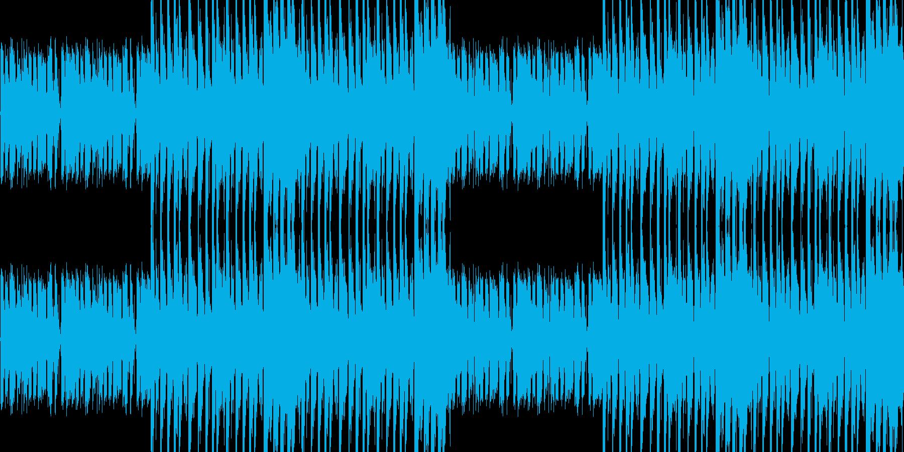 【様々なシーンで使えるギターロック】の再生済みの波形