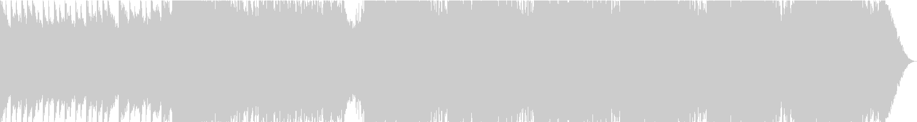Background Musicの未再生の波形