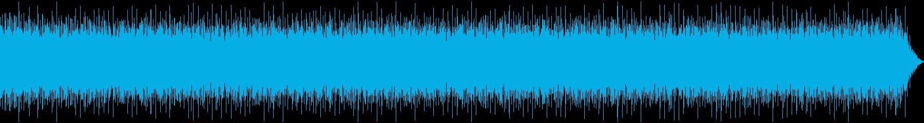 中国・中華風のバトルBGMの再生済みの波形