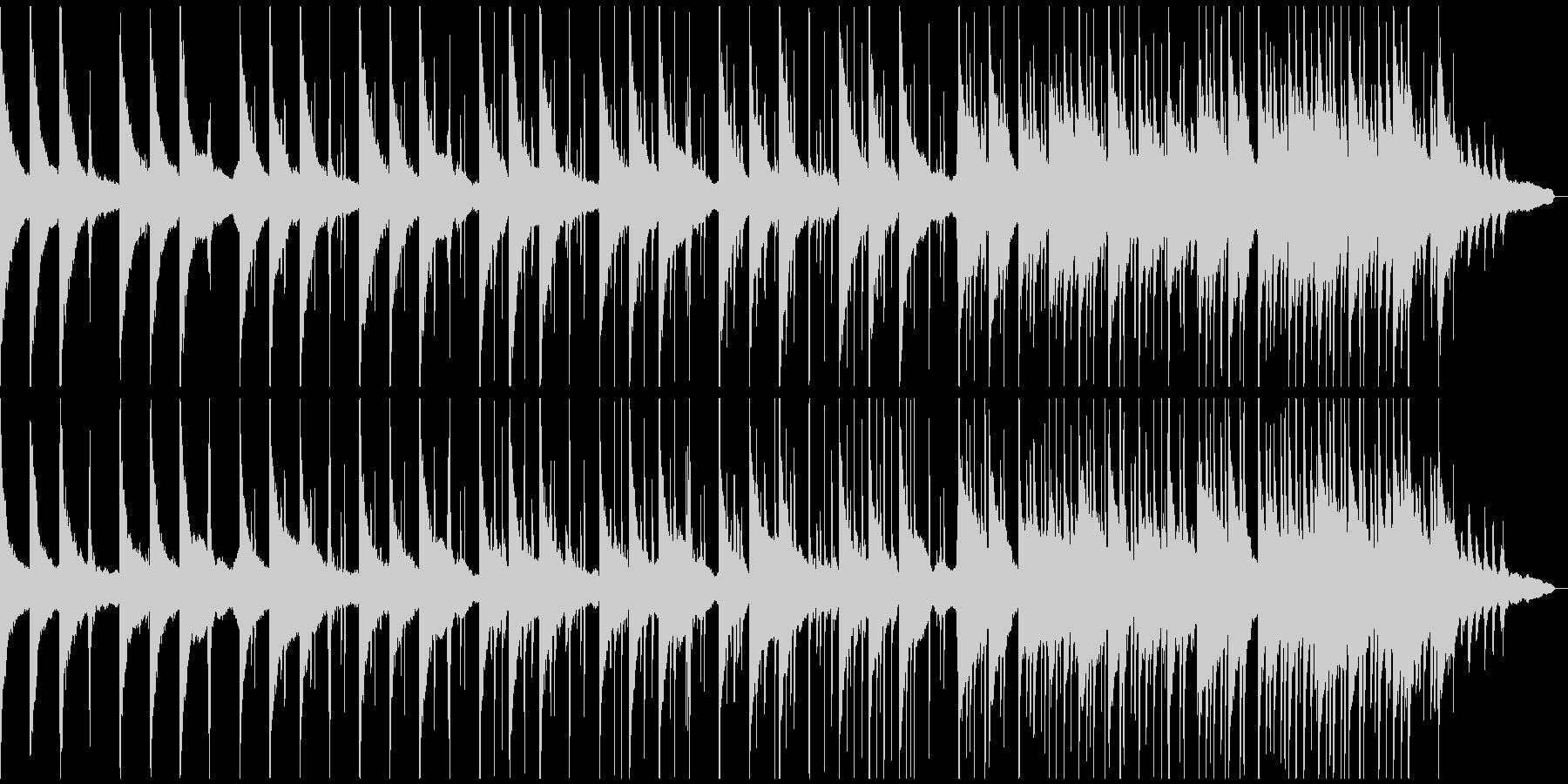 月をイメージしたピアノ曲/ゲーム/M13の未再生の波形