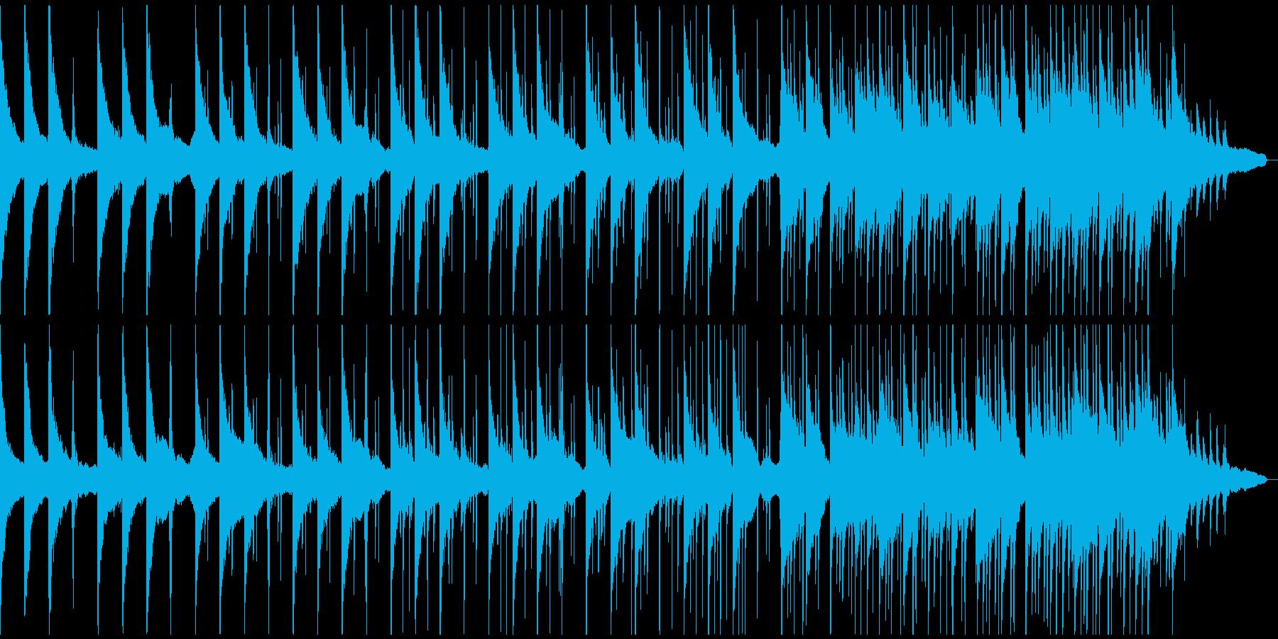月をイメージしたピアノ曲/ゲーム/M13の再生済みの波形