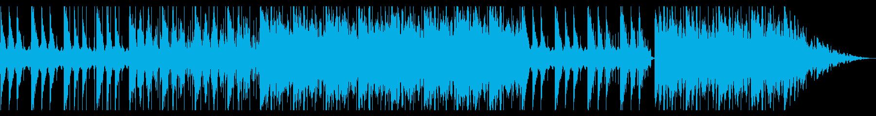 眠気を誘うローファイヒップホップ_2の再生済みの波形