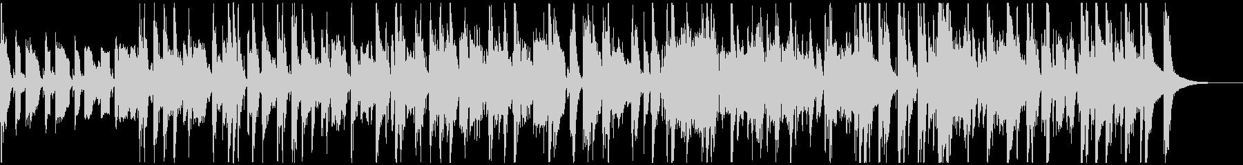 エレキ・スラップ・シェイカー・ロックの未再生の波形