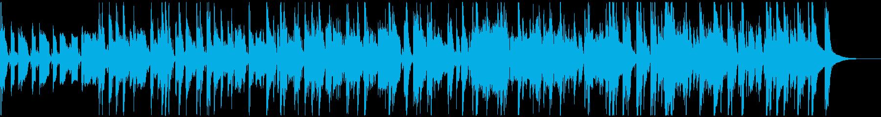 エレキ・スラップ・シェイカー・ロックの再生済みの波形