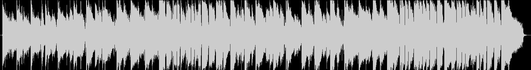 温かいサウンドのアコースティックの未再生の波形