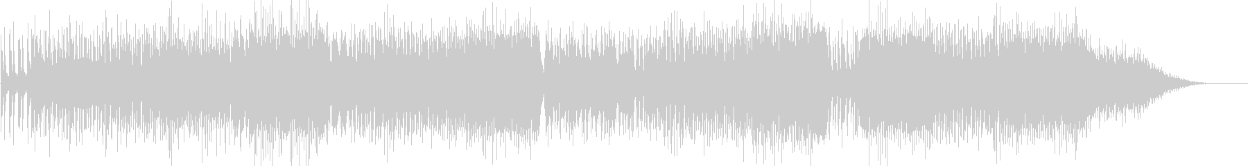 Cool impression piano dance pops's unreproduced waveform