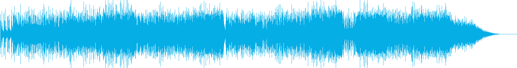 Cool impression piano dance pops's reproduced waveform