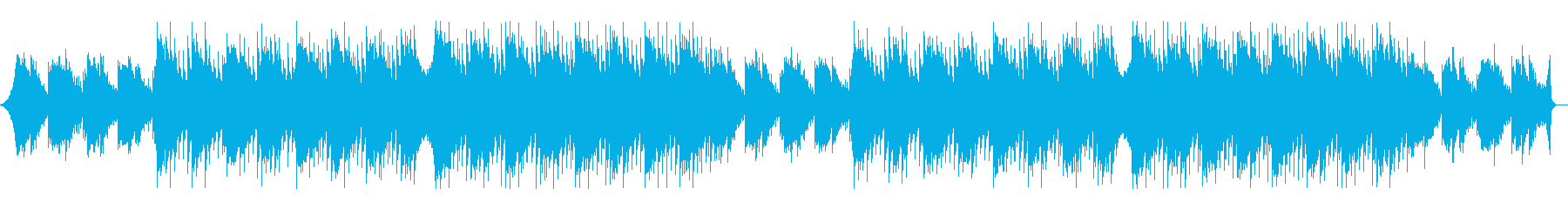 切ない・感動・哀愁・口笛・エレキギターの再生済みの波形