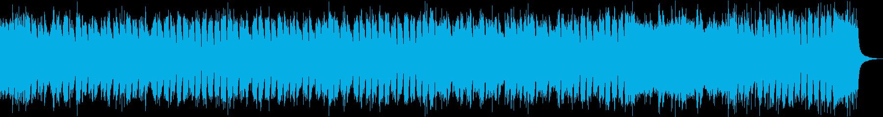 コマーシャルゴージャス派手ブラスロックbの再生済みの波形