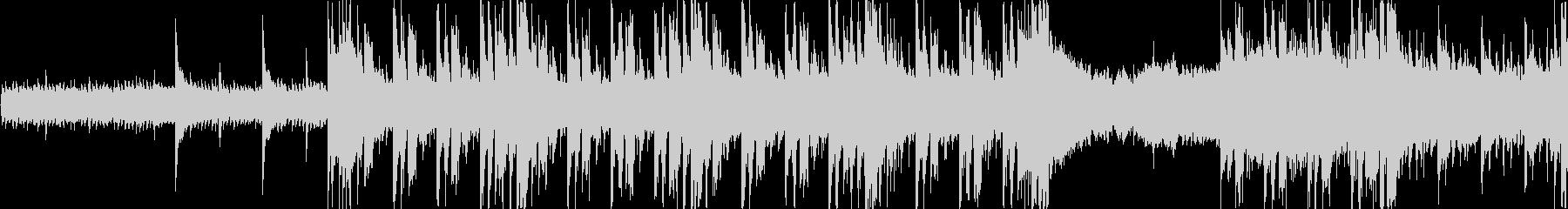 和風ループ音源【-12dBFS】の未再生の波形