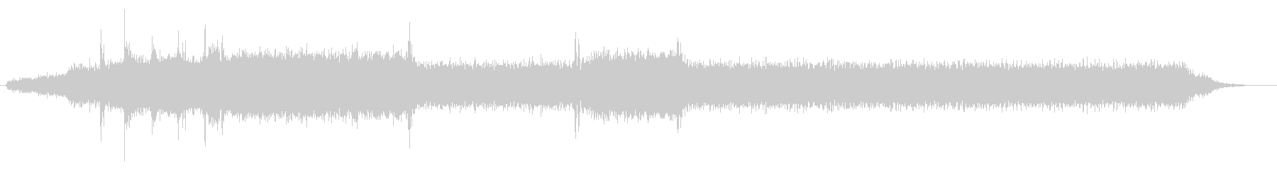 光学ドライブ01-3(動作音)の未再生の波形