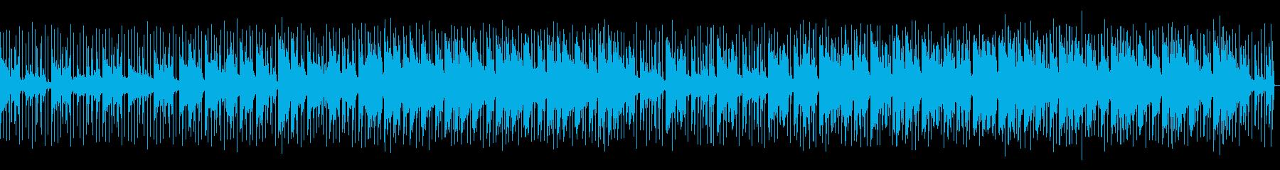 【ループ仕様】クラブジャズトランペットの再生済みの波形