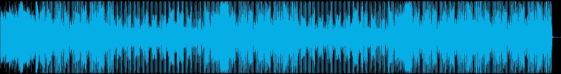 切ないR&B調レゲエの再生済みの波形