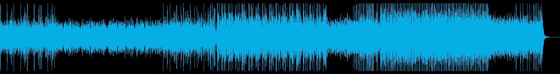和風EDMチルトラップ♪切ない透明感CMの再生済みの波形