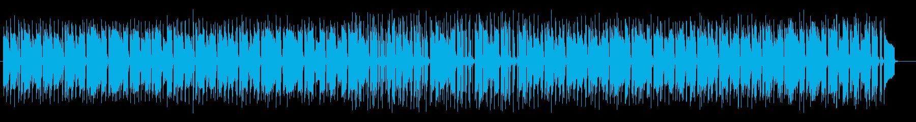 軽快でまろやかなボサノバ調ポップの再生済みの波形