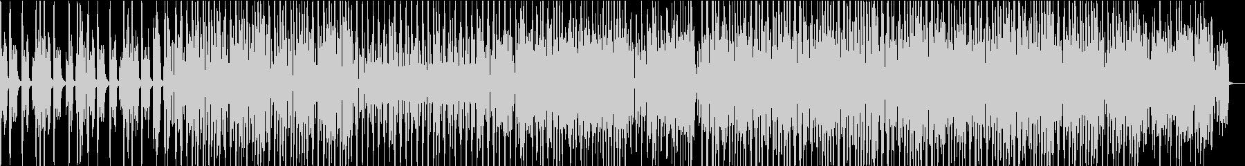 冷たくてノリノリ BPM135 の未再生の波形