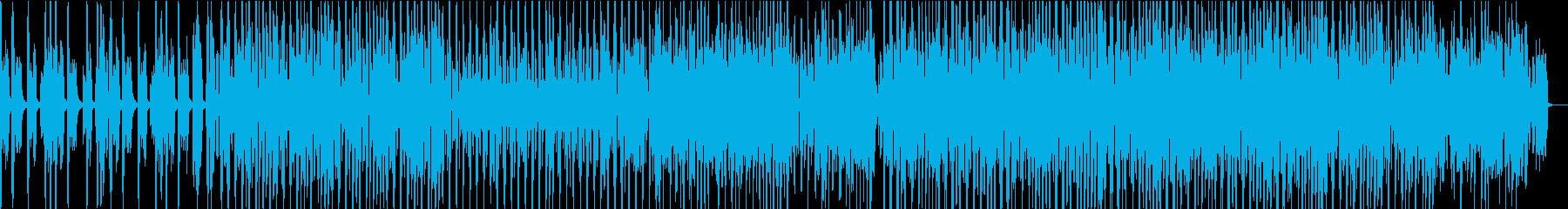 冷たくてノリノリ BPM135 の再生済みの波形