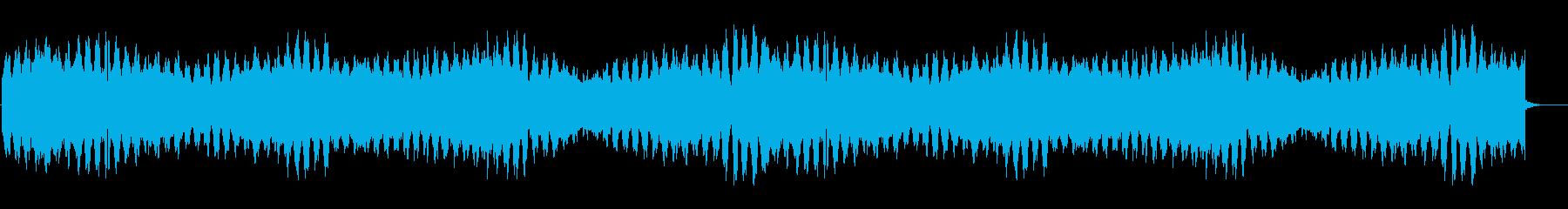 救急車のサイレン:内線:ファースト...の再生済みの波形