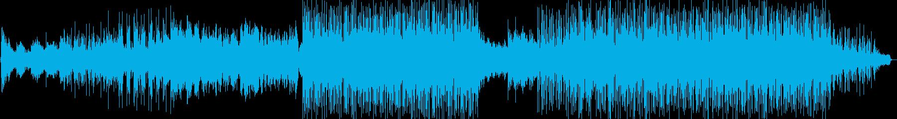 ワールド 民族 現代的 交響曲 ア...の再生済みの波形