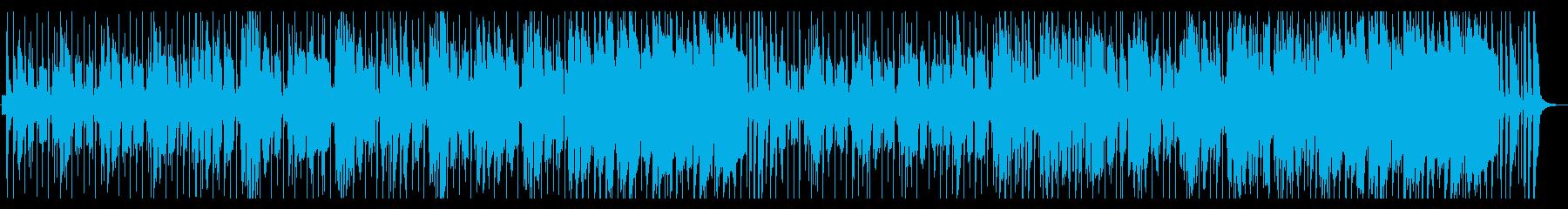 小気味いいグルーブのスムースジャズの再生済みの波形