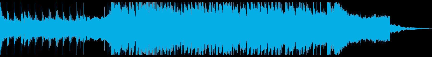 インディーロック ポップロック 未...の再生済みの波形