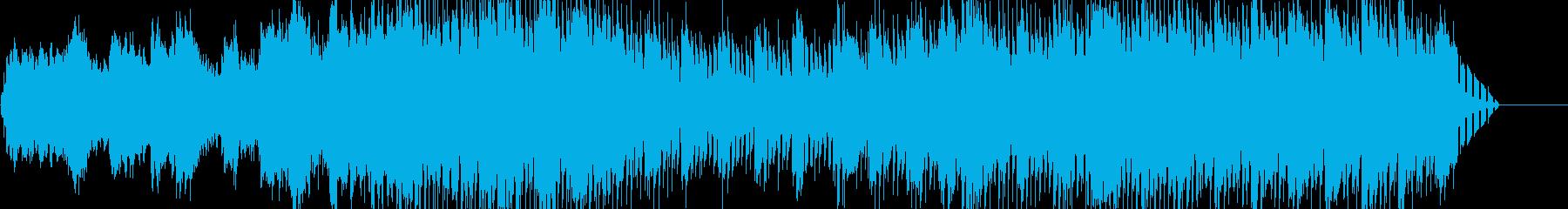 電気研究所催眠-瞑想-きらめき。科...の再生済みの波形