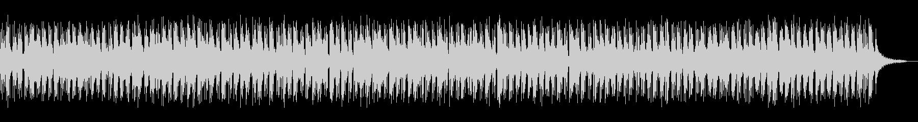 サックス中心のリラックスチルアウトR&Bの未再生の波形