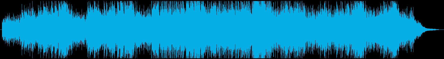 企業PV_CMなど爽やかなアコギとピアノの再生済みの波形