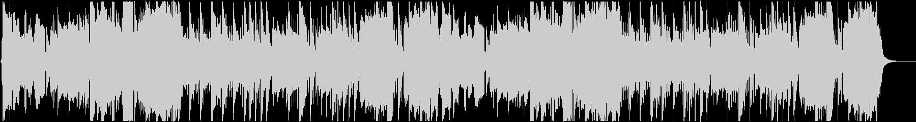 バグパイプ・田舎っぽいBGMの未再生の波形