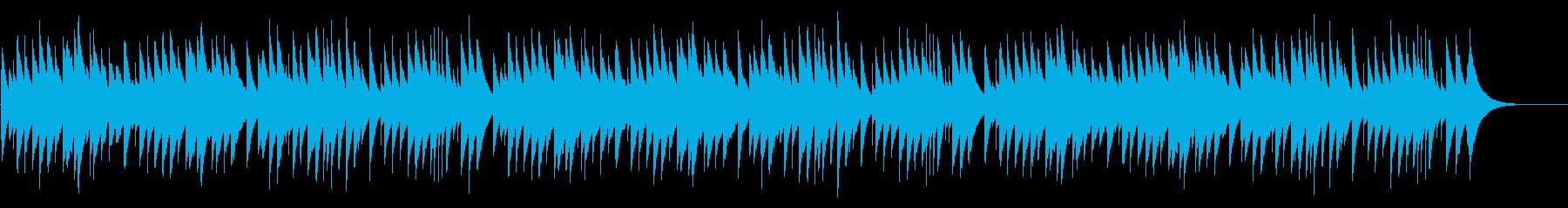 ひいらぎかざろう カード式オルゴールの再生済みの波形