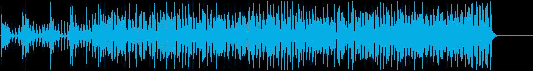 源さんっぽいHappyなポップス【逃恥】の再生済みの波形