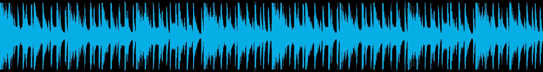 気まぐれなヒップホッププロダクショ...の再生済みの波形