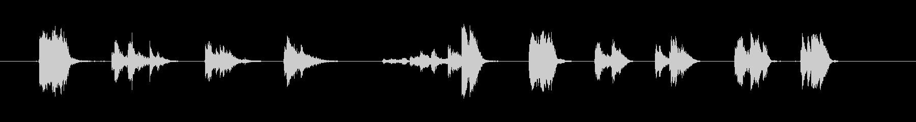 メタルクラッシュ:マルチ。バンギン...の未再生の波形