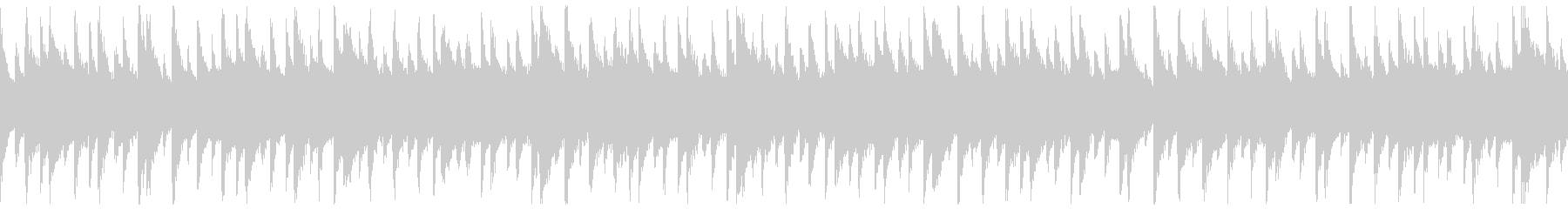 西アフリカ リュート型弦楽器 スローの未再生の波形