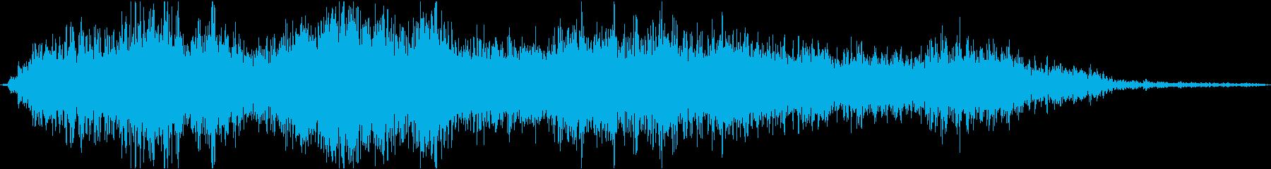 爆発的な崩壊のフーシュ、宇宙のフー...の再生済みの波形