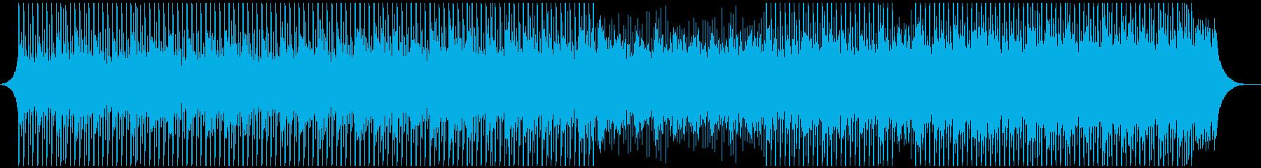 ライトコーポレートの再生済みの波形