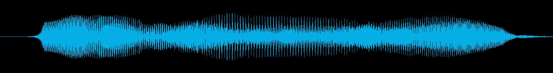 リトルレッドモンスター:Yの再生済みの波形