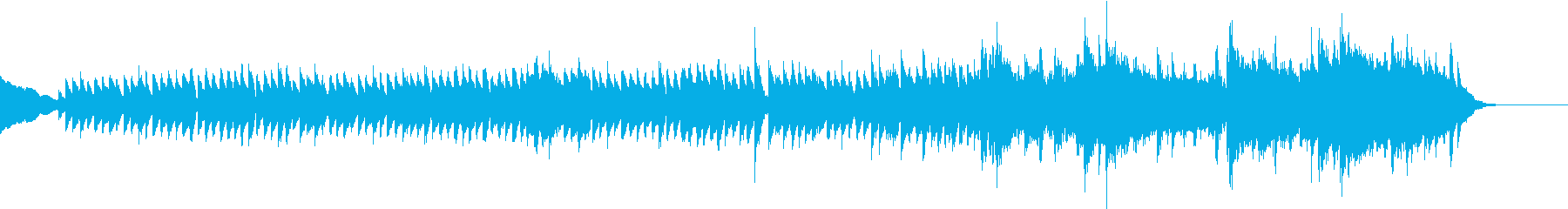 元気をもらえる曲ですの再生済みの波形