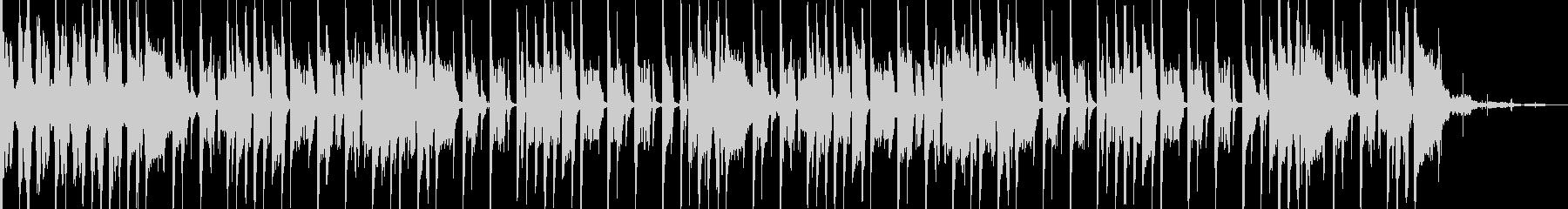 ファンファーレ+ヒップホップレゲエのんの未再生の波形